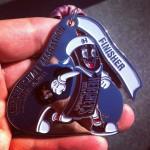 Hershey Half Marathon Medal