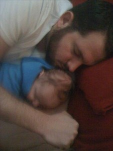 Sleepy Daddy & Sleepy CJ