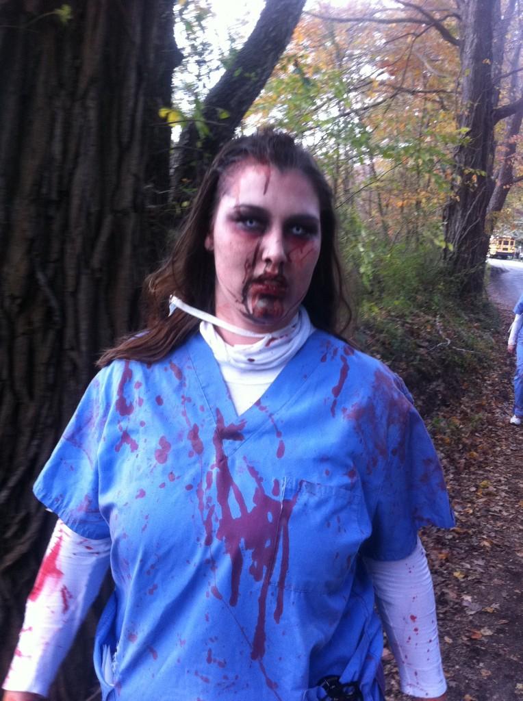 Medical Zombie!
