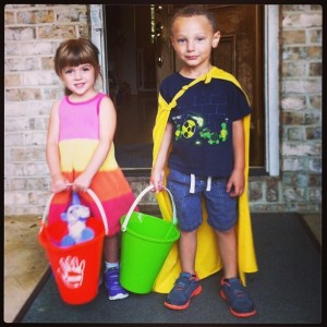 Preschool Day 1