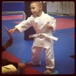 CJ karate
