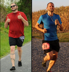 Before / After while Running